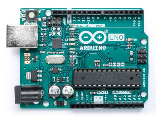 Arduino Uno Picture Top